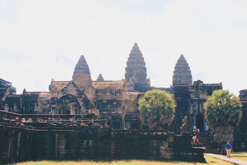 Chạm vào trái tim Angkor - Ảnh 1.