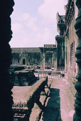 Chạm vào trái tim Angkor - Ảnh 2.