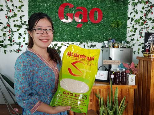 Đặc cách công nhận giống lúa ST25- gạo ngon nhất thế giới - Ảnh 2.