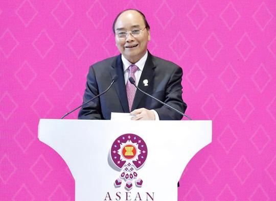 Thủ tướng gửi thư chúc mừng năm mới Lãnh đạo các nước ASEAN - Ảnh 1.