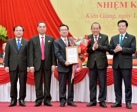 Ông Nguyễn Thanh Nghị chính thức làm Thứ trưởng Bộ Xây dựng - Ảnh 1.
