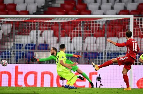 Bayern Munich: Hủy diệt Atletico Madrid ở hang hùm - Ảnh 3.