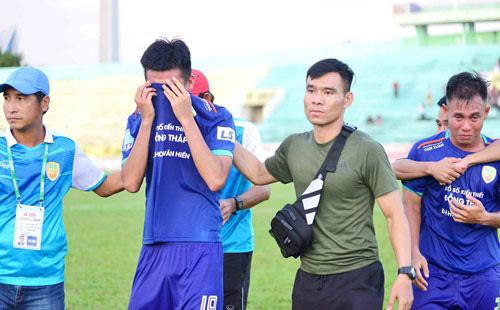 Cái giá phải trả của bóng đá Đồng Tháp - Ảnh 1.