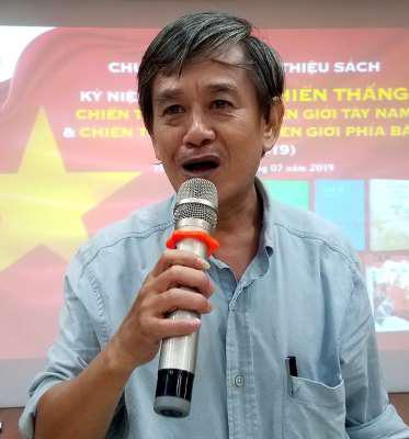 Tiễn đưa dịch giả Nguyễn Thành Nhân về nơi an nghỉ cuối cùng - Ảnh 2.