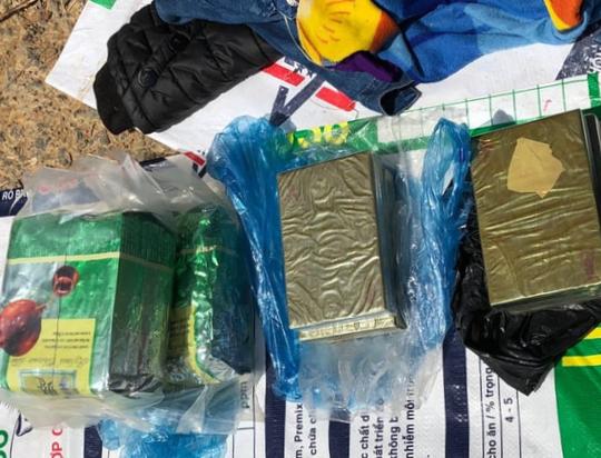 Triệt phá vụ ma túy khủng nhất trong lịch sử Đắk Nông - Ảnh 1.