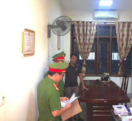 Nguyên quyền trưởng phòng Chính sách của Ban Dân tộc tỉnh Nghệ An bị khởi tố về tội tham ô - Ảnh 1.