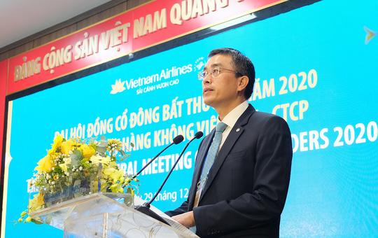 Vietnam Airlines sẽ làm gì với 8.000 tỉ đồng tăng vốn? - Ảnh 1.
