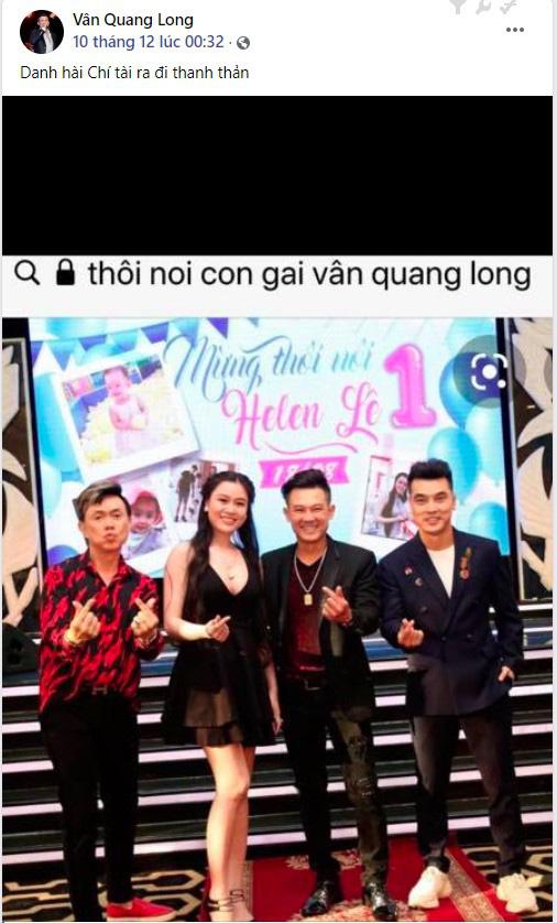 Ước nguyện dang dở của Vân Quang Long - Ảnh 6.
