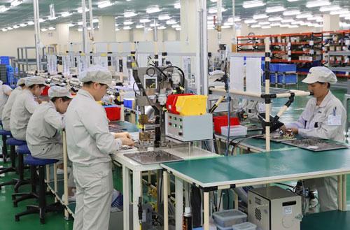 Miền Bắc đón sóng vốn đầu tư FDI - Ảnh 1.
