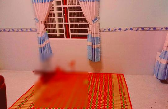 Không nấu cơm do hết tiền mua gạo, vợ 18 tuổi bị chồng đâm chết - Ảnh 1.