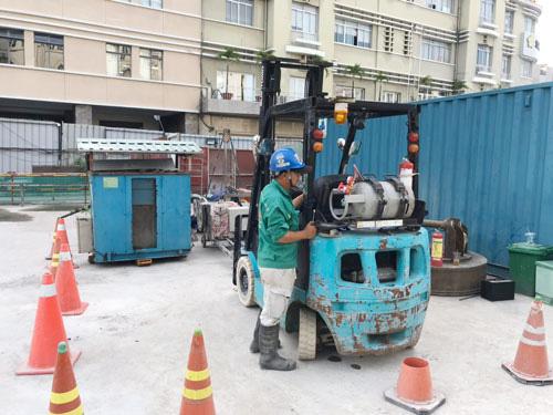 Nhân công xây dựng có mức giá cao nhất là 280.000 đồng/ngày - Ảnh 1.