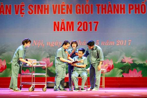 Hà Nội: Nâng chất lượng mạng lưới An toàn vệ sinh viên - Ảnh 1.