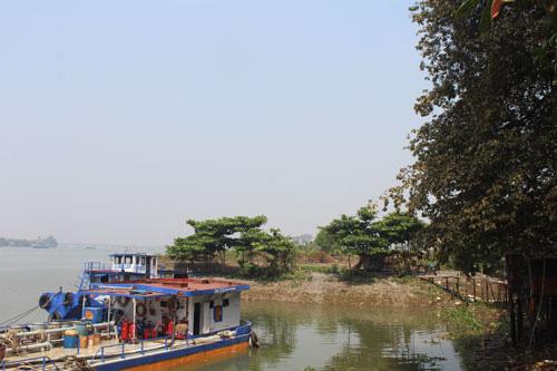 Dự án lấn sông Đồng Nai mãi trêu ngươi - Ảnh 1.