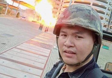 Tiêu diệt binh sĩ xả súng, ít nhất 25 người thiệt mạng - Ảnh 3.