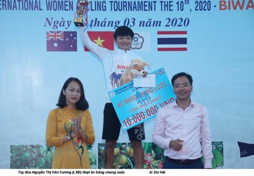 Phetdarin Somrat đoạt áo vàng chung cuộc Biwase 2020 - Ảnh 6.
