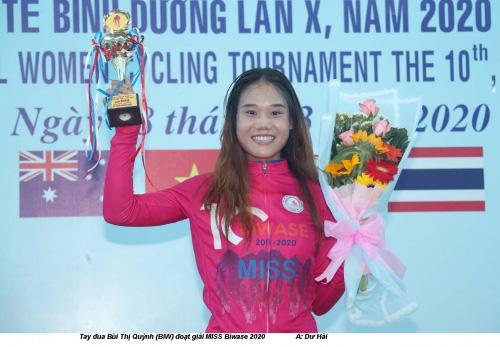 Phetdarin Somrat đoạt áo vàng chung cuộc Biwase 2020 - Ảnh 7.