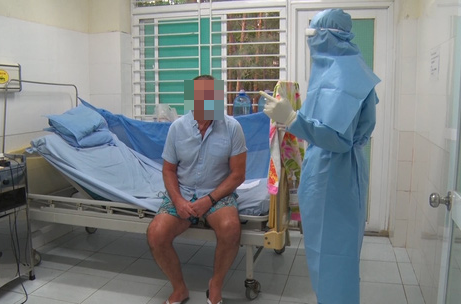Người mắc Covid-19 ở Quảng Nam âm tính lần 1 sau nửa tháng điều trị - Ảnh 1.