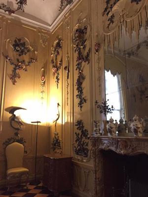 Lâu đài Sanssouci - cõi vô tư - Ảnh 1.