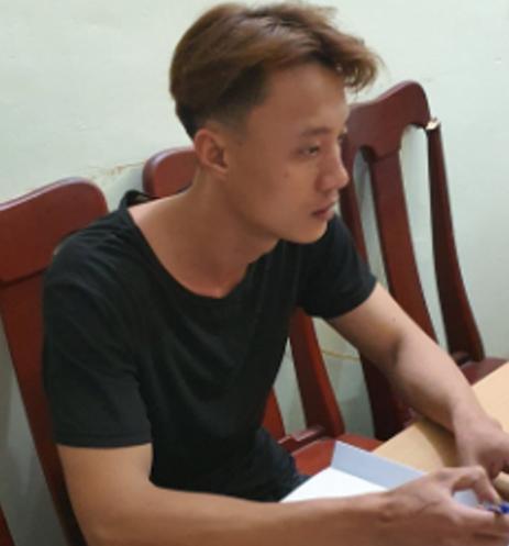 Công an Quảng Ngãi bắt 2 tên cướp ngân hàng ở Quảng Nam - Ảnh 2.