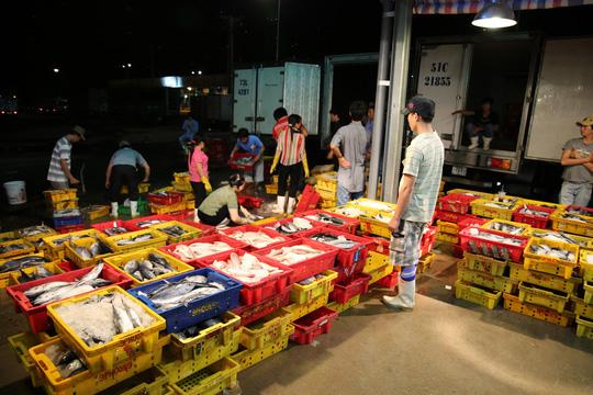 Nữ thương lái chợ Bình Điền bị chích điện, cướp giỏ xách có 121 triệu đồng - Ảnh 1.