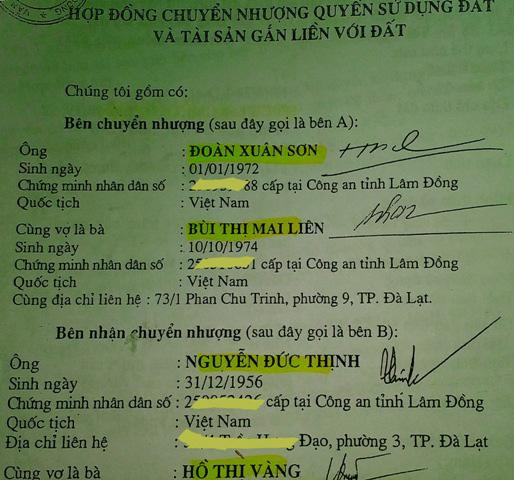 Lãnh đạo tỉnh Lâm Đồng nói gì vụ vợ Giám đốc Sở Tư pháp lừa đảo hàng trăm tỉ đồng? - Ảnh 3.