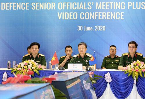 Thúc đẩy hợp tác quốc phòng ASEAN và các nước đối tác - Ảnh 1.