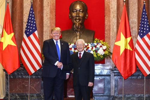25 năm quan hệ Việt - Mỹ: Xây dựng lòng tin, thúc đẩy hợp tác - Ảnh 1.