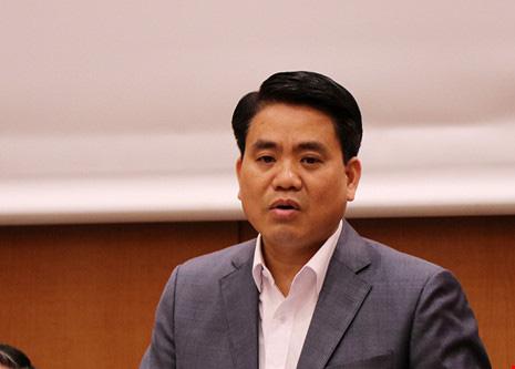 Chủ tịch Hà Nội: Chủng virus bệnh nhân Covid-19 ở Đà Nẵng nguy hiểm hơn - Ảnh 1.