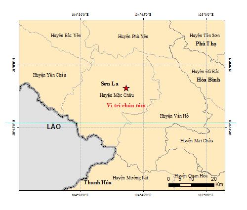Động đất ở Sơn La, các toà nhà cao tầng ở Hà Nội rung lắc khá mạnh - Ảnh 3.