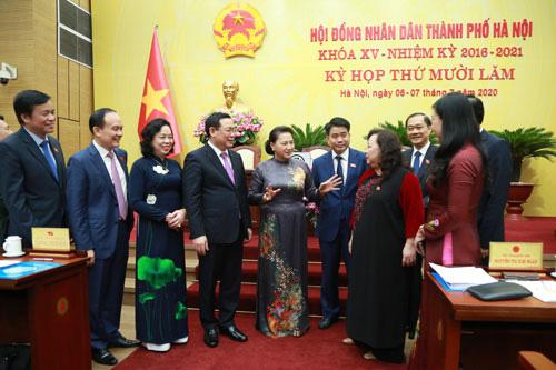 Hà Nội chú trọng việc thu hồi tài sản tham nhũng - Ảnh 1.