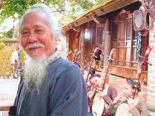 """""""Mai Vàng nhân ái"""" thăm hai nghệ sĩ Mai Thành và Phan Văn Sáng - Ảnh 2."""
