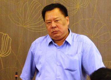 Sau kỷ luật cảnh cáo, Giám đốc Sở TN-MT Khánh Hòa xin nghỉ việc - Ảnh 1.