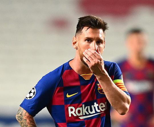 Messi nối gót Ronaldo, trở thành cầu thủ tỷ phú - Ảnh 1.