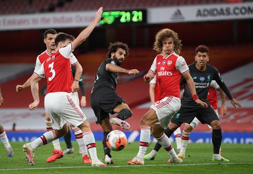 Liverpool - Arsenal: Luận anh hùng ở Community Shield - Ảnh 1.