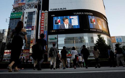 Nhật Bản chia tay kỷ nguyên Abe Shinzo - Ảnh 1.