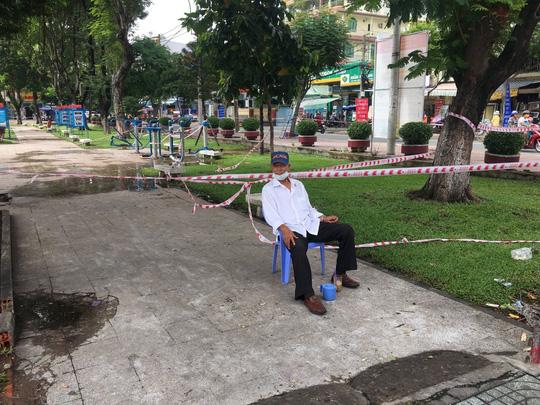 Thông báo khẩn dừng hoạt động các khu vui chơi, thể dục thể thao trong công viên ở TP HCM - Ảnh 1.
