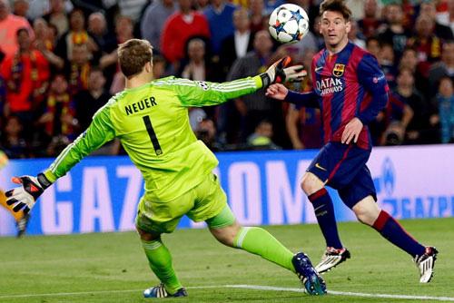 Tứ kết Champions League: Hội tụ anh hào - Ảnh 1.