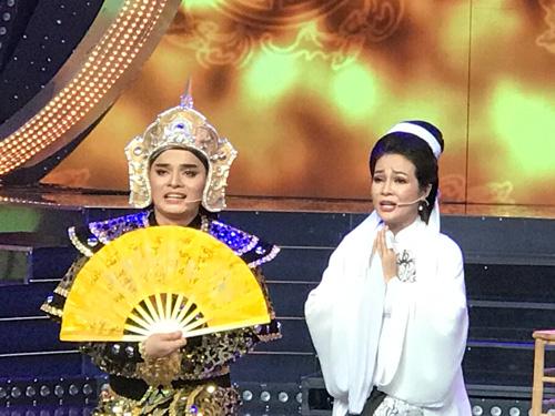 Nguyễn Quốc Nhựt - quán quân Chuông vàng vọng cổ 2020 - Ảnh 1.