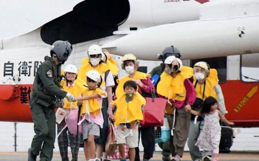 Siêu bão mạnh kỷ lục Haishen chuẩn bị đổ bộ Nhật Bản - Ảnh 3.