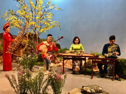 Trải nghiệm mới lạ tại Lễ hội Tết Việt - Ảnh 1.