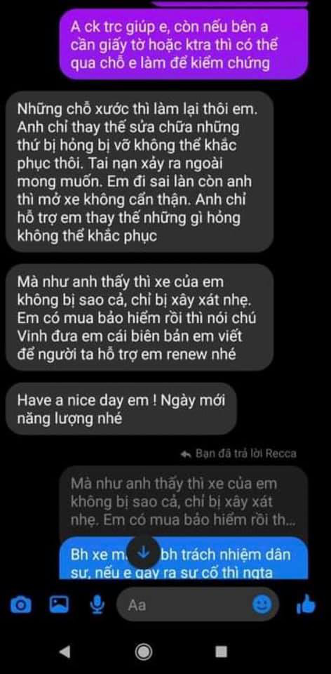 Bị bóc phốt lật mặt, diễn viên Huỳnh Anh nói gì? - Ảnh 7.
