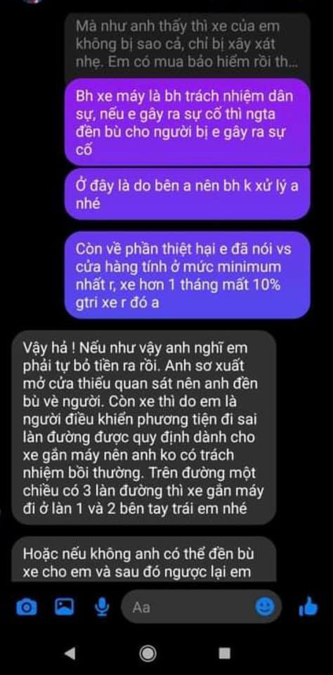 Bị bóc phốt lật mặt, diễn viên Huỳnh Anh nói gì? - Ảnh 6.