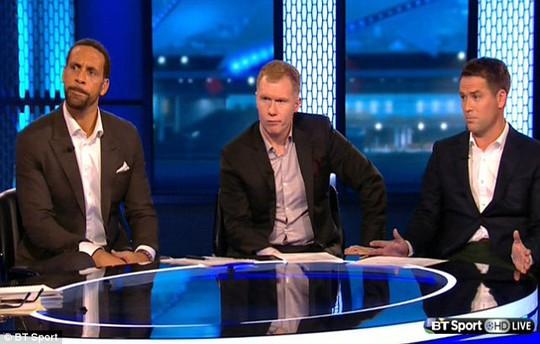 Paul Scholes lại khiến Mourinho nóng mặt trên truyền thông - Ảnh 1.