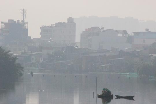 Chất lượng không khí ở TP HCM đang ô nhiễm? - Ảnh 1.