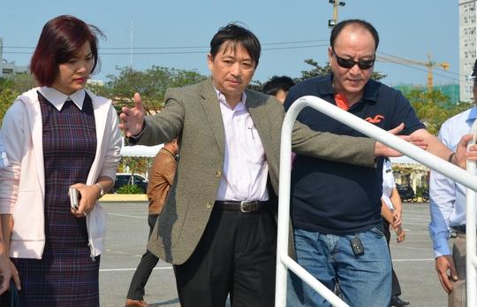 Miễn nhiệm chức danh phó chủ tịch Đà Nẵng của ông Đặng Việt Dũng - Ảnh 1.