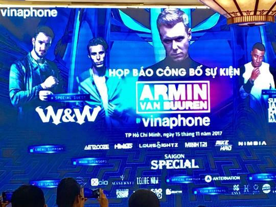 DJ hàng đầu thế giới đến Việt Nam - Ảnh 1.
