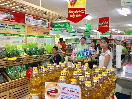 Satrafoods cán mốc 130 cửa hàng - Ảnh 1.