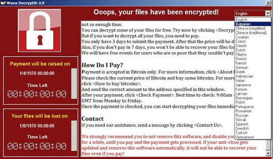 Mã độc tống tiền Wanna Crypt0r đã lây lan đến Việt Nam - Ảnh 1.