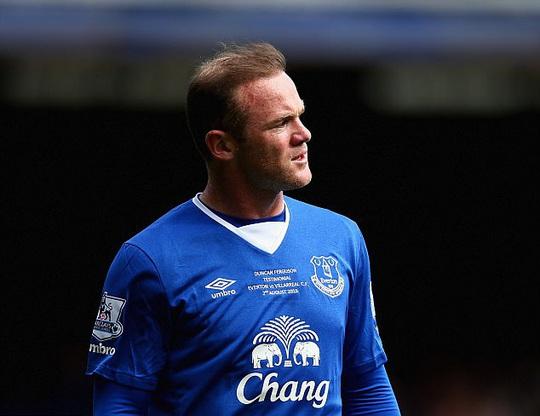 Hủy du đấu hè, Rooney chuẩn bị trở lại Everton - Ảnh 1.