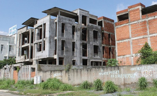 Cẩn trọng đầu tư bất động sản theo phong trào - Ảnh 1.